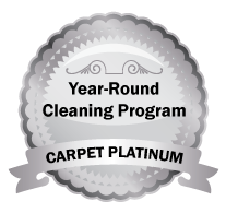 Carpet Cleaning - Platinum Package